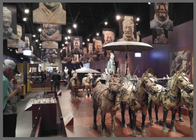 'China's First Emperor and His Terracotta Warriors' Exhibit in Chicago - Brentwood Travel