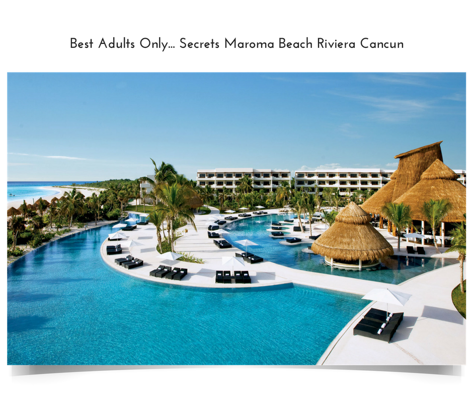 Apple Vacations' 2016 Crystal Apple Award Winner - Best Adults Only Resort
