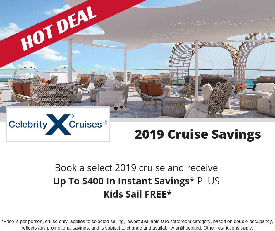 2019 Cruise Savings