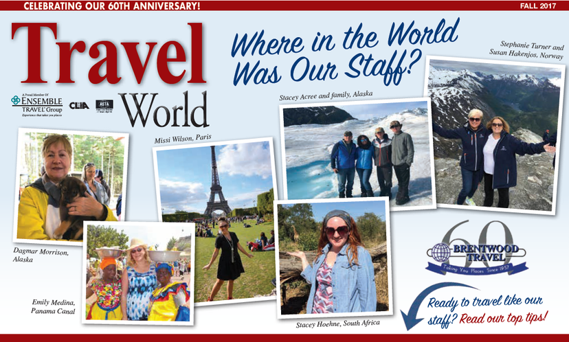 Travel World Fall 2017 Issue