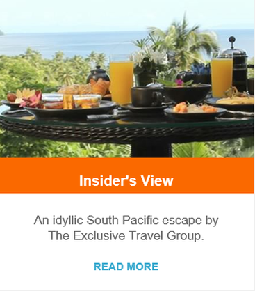 Insider's View - South Pacific