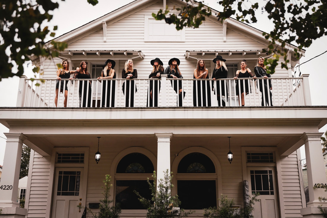 NOLA Bachelorette Photoshoot