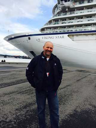 Representative of Viking River and Ocean Cruises