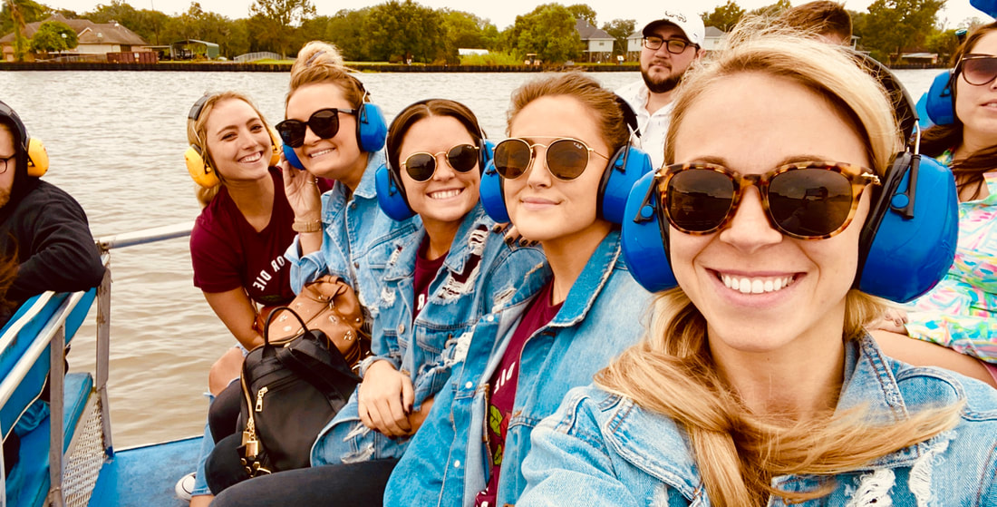 NOLA Airboat Tour