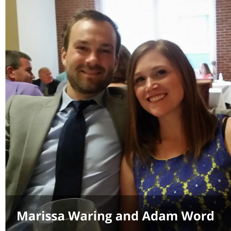 Marissa and Adam