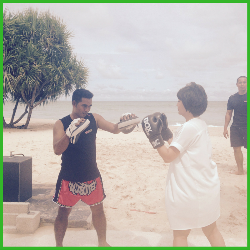 Boxing on the Beach in Phuket - Brentwood Travel