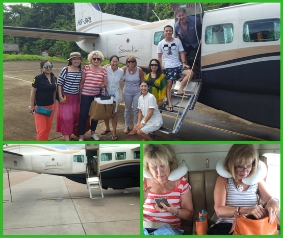 Private Jet Going from Bangkok to Soneva Kiri is Koh Kood - Brentwood Travel