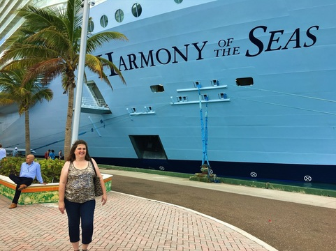 Harmony of the Seas - Brentwood Travel
